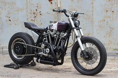 "Harley-Davidson XLH 1000 Sportster ""Ironhead"" by Takuya Aikawa from Sure Shot 