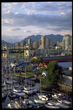 Granville Island British Colombia by My Granville Island, via Flickr