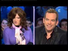 Jonathan Lambert et Garou - On n'est pas couché 12 décembre 2009 #ONPC - YouTube Humour Videos