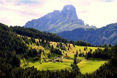 Val Badia, Piemonte by Mattia Camellini
