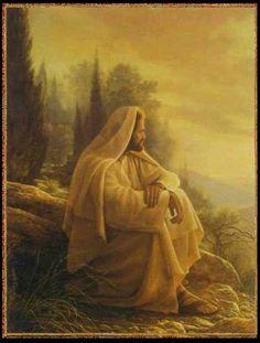 Greg Olsen's Painting Of Jesus Christ