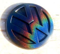 Custom Colour Change Badge