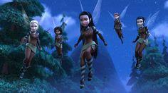 TinkerBell und die Legende von Nimmerbiest - Wächter-Feen - Disney - kulturmaterial