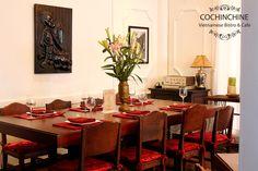Cochinchine Bistro and Cafe Vietnam Restaurant in Ho Chi Minh - ENG - DU LỊCH S VIỆT NAM - SVIETNAM TOURISM CO., LTD - CÔNG TY TNHH MỘT THÀNH VIÊN DU LỊCH S VIỆT NAM