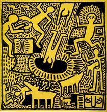 Untitled - Keith Haring                                                                                                                                                     More