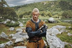 Vikings Season 3 And Season 4. Bjorn Ironside Is Played By Alexander Ludwig. Things You Should Know | Notey