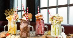 Freakshake : le milkshake venu d'ailleurs