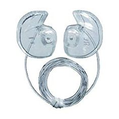 Doc's ProPlugs - Preformed Protective Vented Earplugs (Pair) Clear With Leash-Medium-Small Gifts For Surfers, Surf Accessories, Sup Stand Up Paddle, Pro Surfers, Ear Protection, Ear Wax, Ear Plugs, Ear Warmers, Scuba Diving