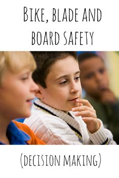 Students will learn safety rules associated with bike, skateboard, and inline skating safety. Students will demonstrate their knowledge through role playing in small group scenarios. Safety Rules, Inline Skating, Decision Making, Small Groups, Lesson Plans, Ontario, Skateboard, Students, Knowledge