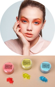 Beauty How-To: Runway Pop Eyeshadow