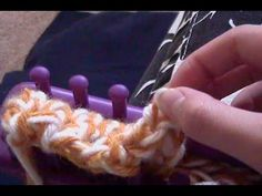 How to: Finish/Cast Off on a Loom