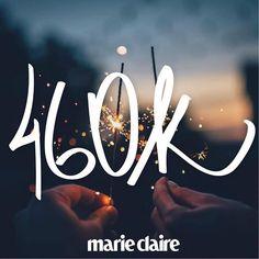 Obrigada leitorXs! TodXs os 460 K são especiais para nós. #MarieClaire via MARIE CLAIRE BRASIL MAGAZINE OFFICIAL INSTAGRAM - Celebrity  Fashion  Haute Couture  Advertising  Culture  Beauty  Editorial Photography  Magazine Covers  Supermodels  Runway Models