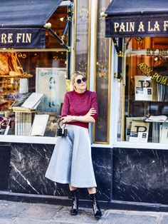 Your Next Great Outfit Can Be Found in These 9 Street Style Images via @WhoWhatWearUK