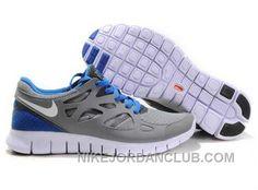 http://www.nikejordanclub.com/nike-free-run-2-mens-gray-blue-shoes-yekdn.html NIKE FREE RUN 2 MENS GRAY BLUE SHOES YEKDN Only $74.00 , Free Shipping!
