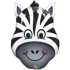 Check out the deal on Zebra Head 32-inch Foil Balloon. #junglepartyideas #jungleparties #junglepartythemes #junglebirthdays #junglesafariparty #junglethemepartyideas #junglethemebirthdayparty #junglethemeparties #safarijungleparty #junglebirthdaypartyideas #junglebirthdayparties #junglepartydecorations #junglebirthdaytheme #safariparty #junglesafaribirthdayparty #junglekidsparty #partyjungletheme #junglethemebirthday #babyshower  #1stbirthday #photoboothprops #props #themepartyideas