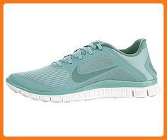 3ab3c2e40b1b4 Nike Women s Free 4.0 V3 Diffused Jade Jd Glz Smmt Wht Running Shoe 7.5  Women US ( Partner Link)
