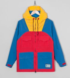 Buy TrainerspotterSalinas Parka Jacket- Mens Fashion Online at Size?