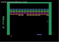 atari games - Google Search good old breakout,grandma of all phone games...