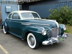 Buick Eight 1941 - voiture 2019 Old American Cars, American Classic Cars, Austin Martin, Vintage Cars, Antique Cars, Jaguar, Automobile, Buick Envision, Buick Cars