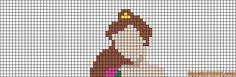 Alpha Bracelet Pattern Disney Princess