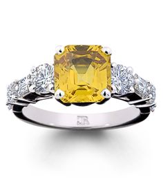 This idea, but perhaps with a sapphire? <<< I think its a topaz Wedding Engagement, Wedding Rings, Engagement Rings, Band Rings, Bands, Cocktail Rings, Diamond Rings, Topaz, Sapphire