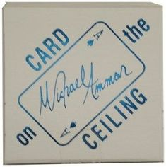 Card on Ceiling - Michael Ammar 's signature effect where a signed card sticks to the ceiling! Learn Magic, Easy Magic Tricks, Street Magic, Close Up Magic, Magic Show, Card Tricks, The Magicians, Ceiling, Sticks