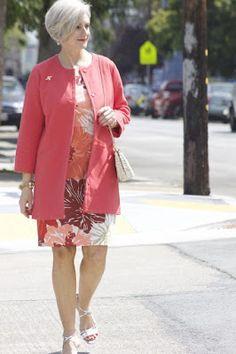 Moda para Mujeres Mayores de 50 Años