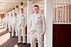Kremer-Hull Kentucky Wedding at Turfway Park Race Track by Arielle Elise Photography