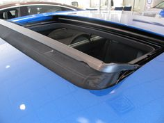 Power Moonroof . . .
