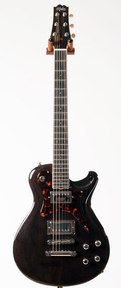 SCOTT WALKER Tribute Mahogany Body / Maple Neck (via The North American Guitar)