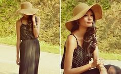 Floppy hats. | Community Post: 13 Fashion Trends That Ladies Love And Guys Hate