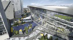 Nouvelles infos sur le projet des Hotspur de Tottenham http://www.ostadium.com/news/511/nouvelles-infos-sur-le-projet-des-hotspur-de-tottenham