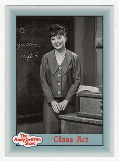 Andy Griffith Show Series 3 # 223 - Class Act