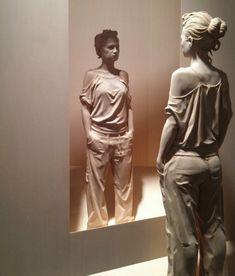 peter-demetz-sculpture- : amazing wood sculpture: true artiste!!!!