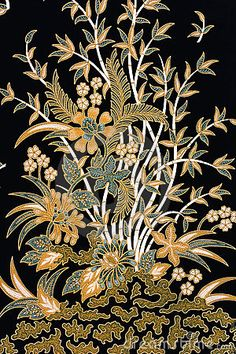 Indonesian Batik Sarong
