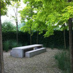 De gardens of Appeltern, The Nederlands