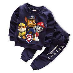 $9.48 (Buy here: https://alitems.com/g/1e8d114494ebda23ff8b16525dc3e8/?i=5&ulp=https%3A%2F%2Fwww.aliexpress.com%2Fitem%2F2-6yrs-6-colors-New-cotton-sport-suit-children-baby-boys-girls-autumn-spring-2pcs-clothing%2F32365501397.html ) 2-6yrs 6 colors New cotton sport suit children baby boys girls autumn spring 2pcs clothing set suit baby shirt+pants sets for just $9.48