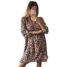 I-Smalls Nightwear Donna Stampa Floreale Maniche Corte Tasca Taglie Forti