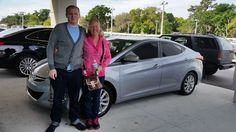 """""""Perfect service, will come back and recommend to others!"""" Thank you for your purchase Tyler Morgan! We are happy to hear Mo Gafur was able to give you a great experience! We hope you are enjoying your brand new 2015 Hyundai Elantra and please, if there's anything we can do, don't hesitate to ask.. We're here to help! #LakelandAutomall #LakelandHyundai #HyundaiElantra #2015Elantra #Elantra #Hyundai"""