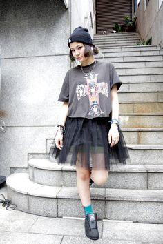 【STREET SNAP】Guppy | BUBBLES | ストリートスナップ | 原宿(東京)|