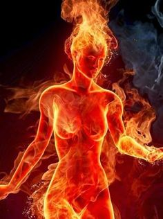 Woman On Fire Android Wallpaper Flame Art, Fire Element, Hot Flashes, Fire And Ice, Divine Feminine, Sacred Feminine, Galaxy Wallpaper, Fantasy Art, Photography