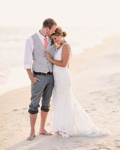 Rustic Beach Wedding in Gulf Shores More