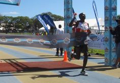 Mambo winner of 2014 -Legends Marathon 2014 photo by selina vickerman-prince. Marathon, Legends, Basketball Court, Wrestling, Sports, Lucha Libre, Hs Sports, Sport, Marathons