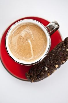 Gluten-Free Chocolate Biscotti | Not Without Salt