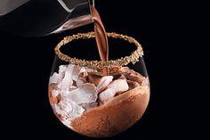Aprenda a fazer um coquetel de chocolate com uísque
