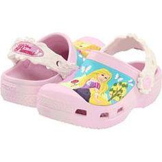 2e363b95499e Crocs Kids Disney Princess Dreams In Bloom (Infant Toddler Youth) -