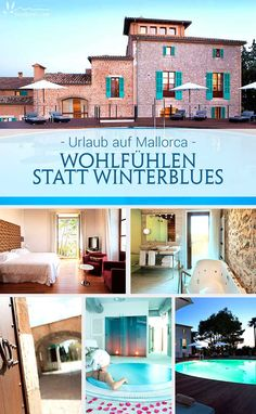 Keine Lust auf graue Tage und Winterblues? Auf Mallorca lacht auch im Winter die Sonne... Wie wäre es mit einer Auszeit von grauen Tagen - statt dessen ein Urlaub auf Mallorca mit Wellness, Entspannung & Co? Zum Beispiel im schönen Hotel Sa Cabana Hotel & Spa!