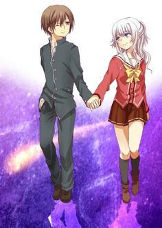 charlotte anime yuu x nao - Yahoo Image Search Results
