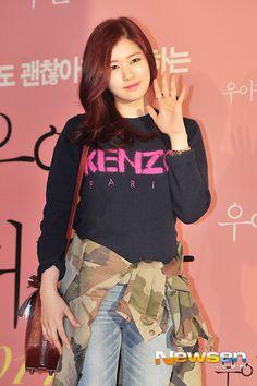 Young Actresses, Korean Actresses, Asian Actors, Korean Actors, Actors & Actresses, Jung So Min, Elegant Lies, Baek Seung Jo, Korean Drama Series