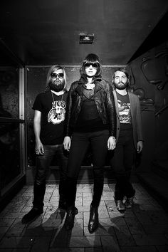 Band of Skulls. They have been described as having a bit of American Rockabilly in their sound. I just love them.